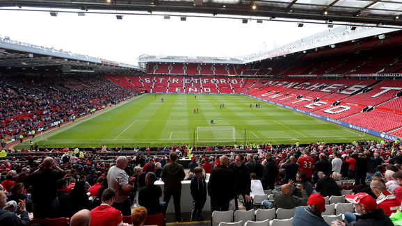 Manchester United v A.F.C. Bournemouth - Premier League