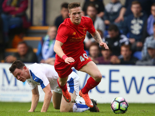 Tranmere Rovers v Liverpool - Pre-Season Friendly