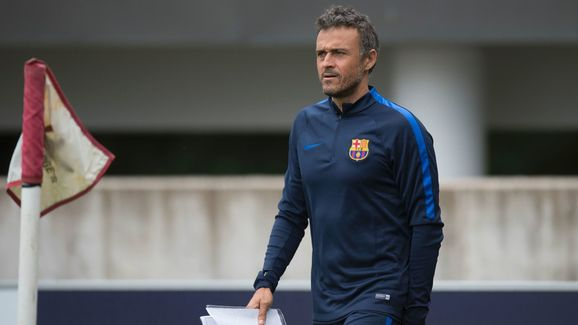 FBL-ESP-BARCELONA-FRIENDLY-ICC-TRAINING