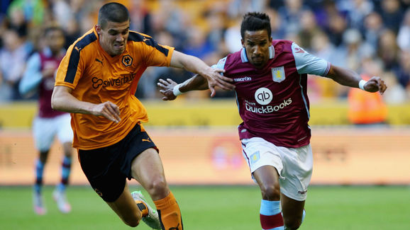 Wolverhampton Wanderers v Aston Villa - Pre Season Friendly