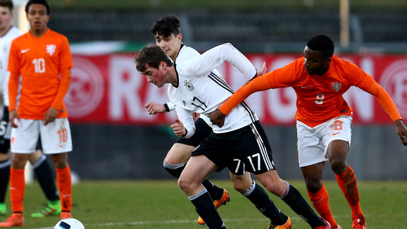 U17 Germany v U17 Netherlands - U17 Euro Qualifier