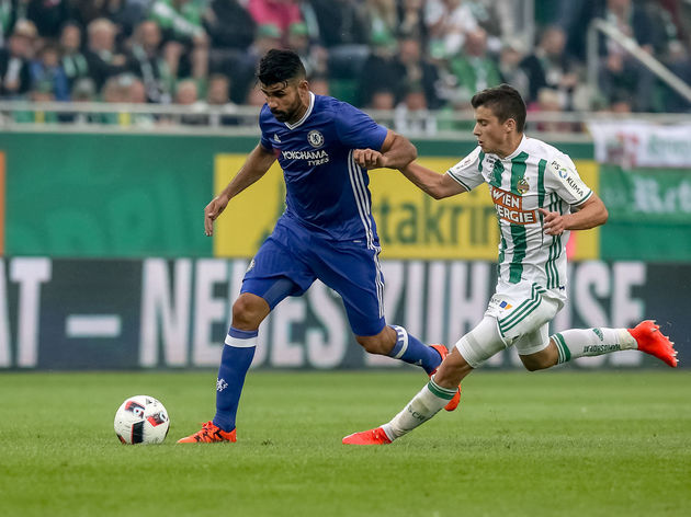 SK Rapid v Chelsea F.C. - Friendly Match