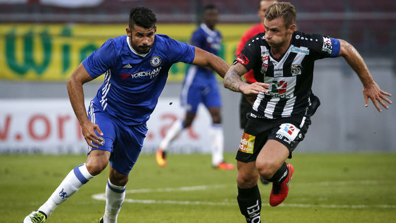 WAC RZ Pellets v Chelsea - Friendly Match