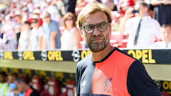 1. FSV Mainz 05 v FC Liverpool  - Friendly Match
