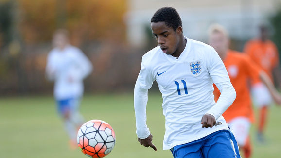 England U16 v Netherlands U16 - Tournoi International