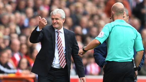 Stoke Manager Mark Hughes Fined £8,000 After Accepting FA Misconduct Charge - News