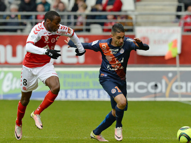 FBL-FRA-LIGUE1-REIMS-MONTPELLIER