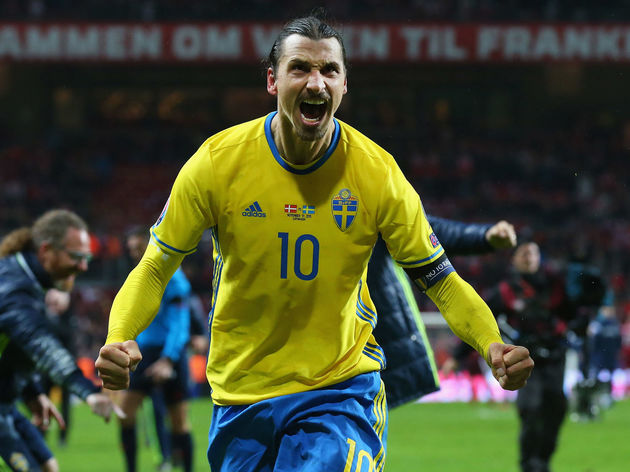 Denmark v Sweden - UEFA EURO 2016 Qualifier: Play-Off Second Leg