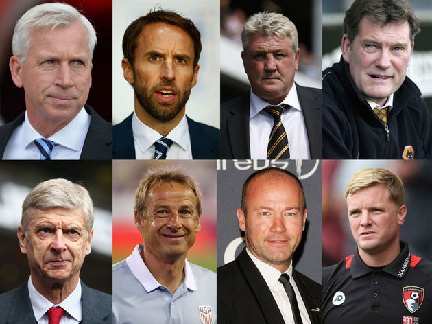 In The Running For Next England International Football Manager?