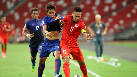 Singapore v Cambodia: FIFA 2018 World Cup Qualifier