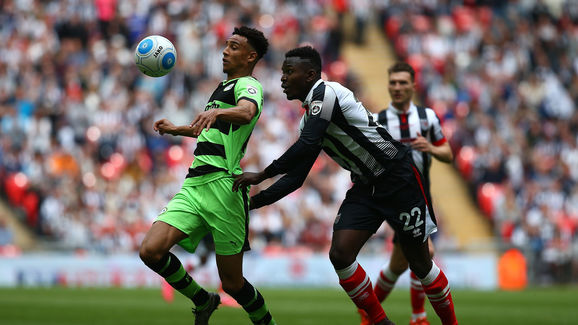 Forest Green Rovers v Grimsby Town - Vanarama Football Conference League: Play Off Final