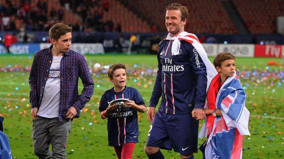35034991e How Retired Icon David Beckham Earned as Much as Wayne Rooney and ...
