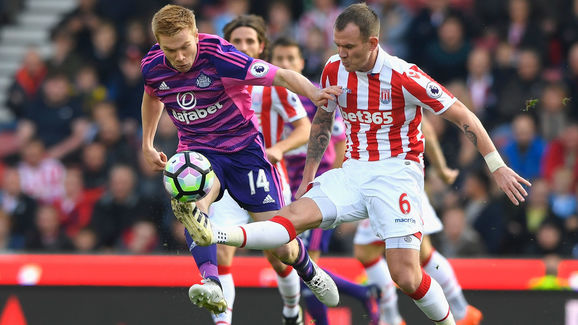 Stoke City v Sunderland - Premier League