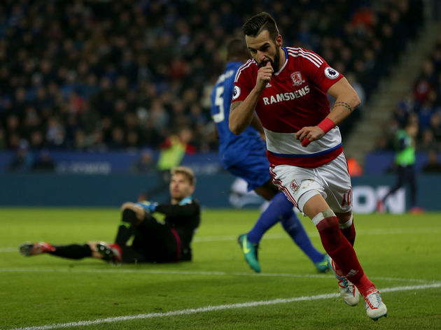 Leicester City v Middlesbrough - Premier League