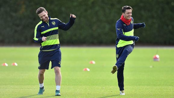 FBL-EUR-C1-ARSENAL-TRAINING