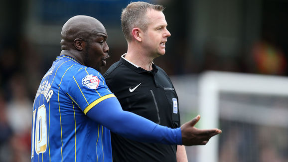 AFC Wimbledon v Northampton Town - Sky Bet League Two