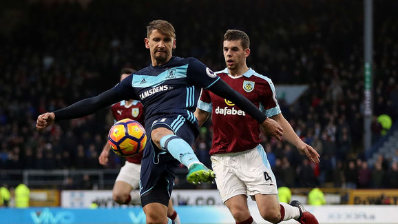 Burnley v Middlesbrough  - Premier League