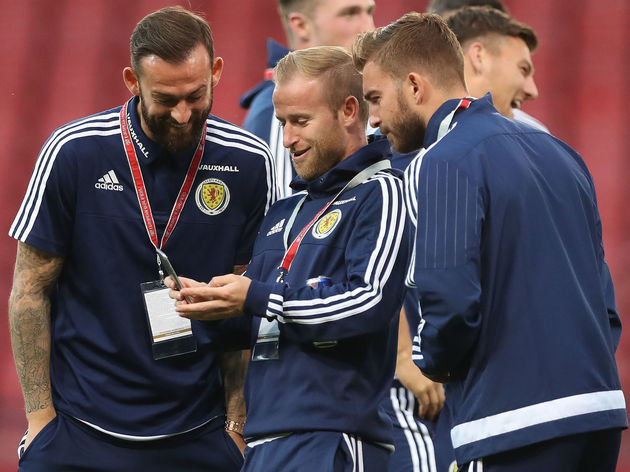 Scotland v Lithuania - FIFA 2018 World Cup Qualifier