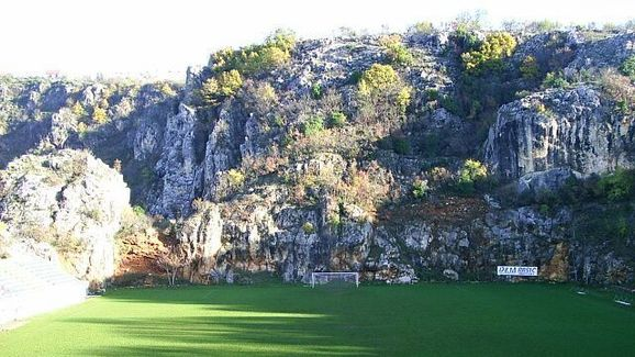Stadion Gospin Dolac, Wikimedia Commons