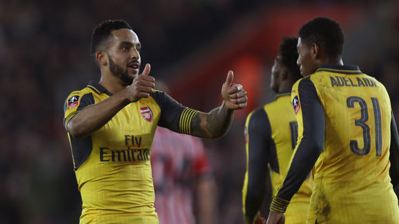 Southampton v Arsenal - The Emirates FA Cup Fourth Round