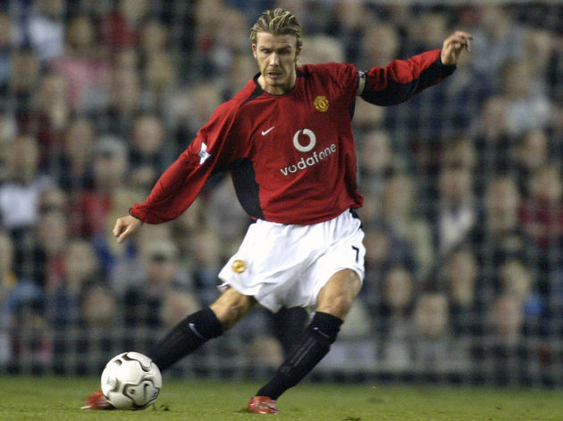 906213b7a A 'Shocked & Devastated' David Beckham Couldn't Watch Man United for ...