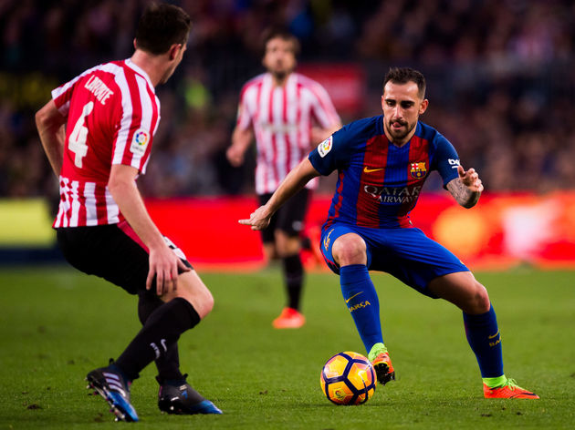 FC Barcelona v Athletic Club - La Liga