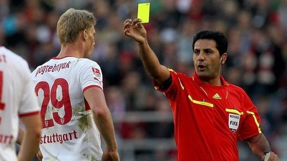 babak rafati Former Referee Reveals How Man Utd Star Sent 'Moving' Letter Following Suicide Attempt process url http 3A 2F 2F90min images original