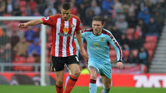 Sunderland v Burnley - Premier League.