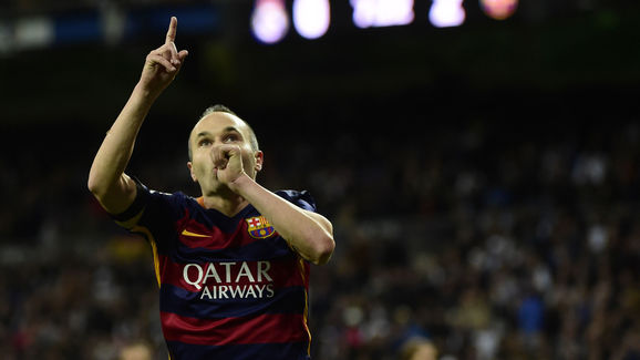 cc9000eae77 7 of the Best Moments From Andres Iniesta's Incredible Career to ...