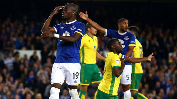 Everton v Norwich City - EFL Cup Third Round
