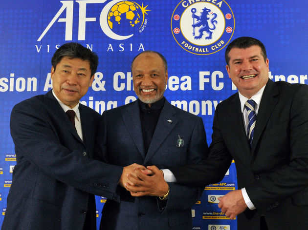Asian Football Confederation (AFC) presi