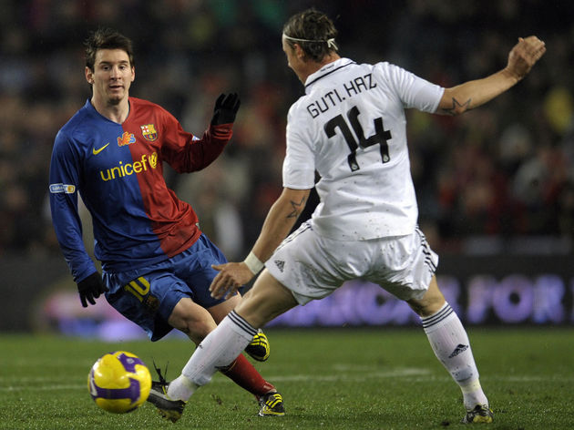 reputable site 3a2ea 7895f Lionel Messi Reveals That He's Only Ever Asked One Player to ...