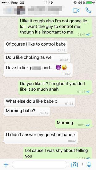 Newcastle United Star Makes Some Very Bold Claims as Kinky Texts