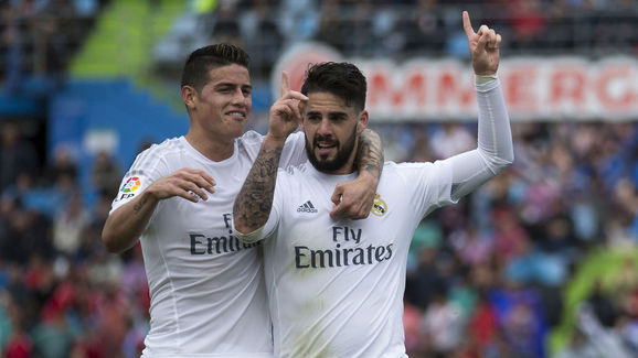 Getafe CF v Real Madrid CF - La Liga  Real Madrid Must Pay Opponents Malaga €1m if They Win La Liga on Sunday process url http 3A 2F 2F90min images original