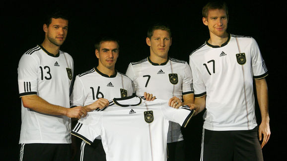 Players of the German national football