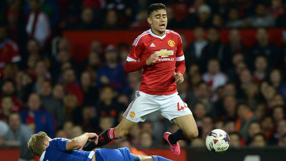 Manchester United v Ipswich Town - Capital One Cup Third Round