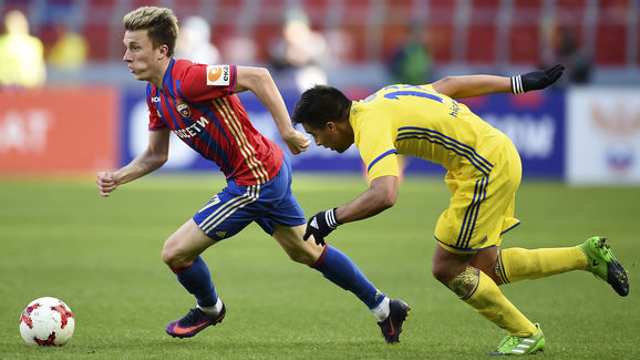 PFC CSKA Moscow vs FC Rostov Rostov-on-Don - Russian Premier League