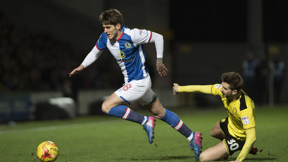 Connor Mahoney is set to leave Rovers following relegation to league 1