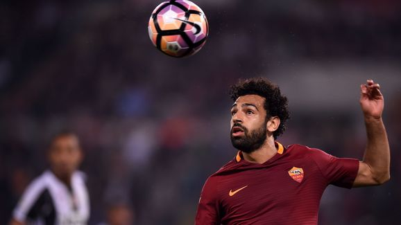 FBL-ITA-SERIEA-ROMA-JUVENTUS  Roma Eye Salah Replacement as Winger Cancels Trip Home to Continue Negotiations Over Liverpool Move process url http 3A 2F 2F90min images original