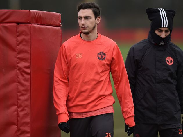 FBL-EUR-C3-MAN UTD-TRAINING
