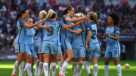 Birmingham City Ladies v Manchester City Women - SSE Women's FA Cup Final