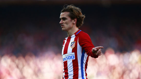 Photo Griezmann Shocks World By Sporting Possibly The Worst Haircut In History 90min
