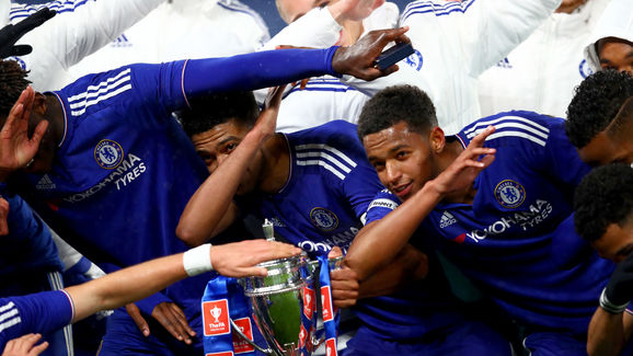 Chelsea v Manchester City: FA Youth Cup Final - Second Leg