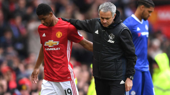 Marcus Rashford Reveals Jose Mourinho S Hand In His Jersey Number Ht Media