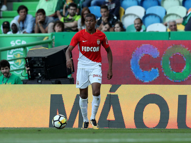 Sporting CP v AS Monaco - Pre-Season Friendly