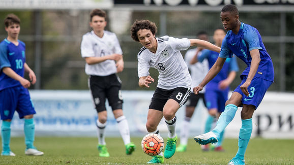 U15 Netherlands v U15 Germany - International Friendly
