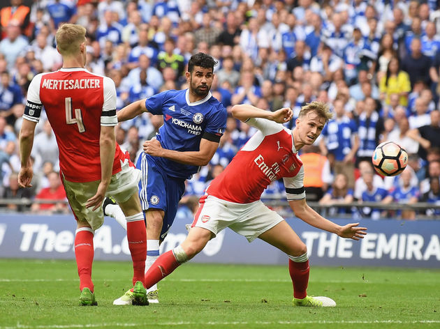Arsenal v Chelsea - The Emirates FA Cup Final