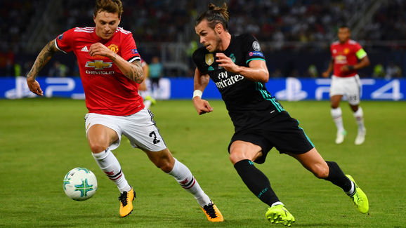 Real Madrid v Manchester United: UEFA Super Cup