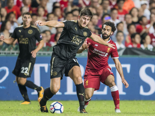 Liverpool FC v Leicester City FC: Premier League Asia Trophy