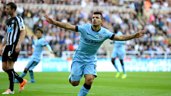 Newcastle United v Manchester City - Premier League